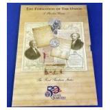 2001 US Mint Quarter Set