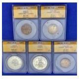 1899-1964 Canada Coins