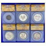 1902-1990 German Coins