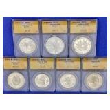 1896-2013 Mexico Coins