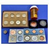 Coin & Token Assortment