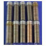 1954-1962 Pennies