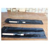 Two Cabelas Pro Guide Series Pack Rods