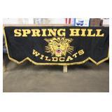 Spring Hill Parade Banner