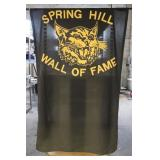 Spring Hill Wall of Fame Banner