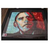Barack Obama Collage