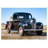 COOK VEHICLES, ANTIQUES & COLLECTIBLES ONLINE AUCTION