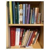 3 Shelves of Books