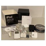 20GB Apple iPod, CD/MP3