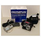 Panasonic and Olympus Cameras