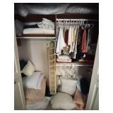 Bedroom Closet Contents