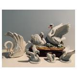 Swan Decor