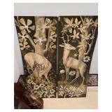 Deer Wall Art, Sconce