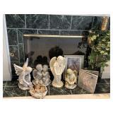Angel Decor Figurines, Book