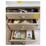 Large Lot Textiles, Placemats, Tablecloths