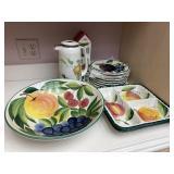 Italy Marketplace Ceramics