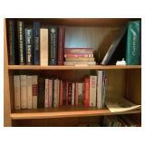 2 Shelves of Books