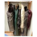 Faux-Fur Coats