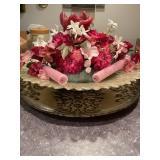 Floral Centerpiece w/ Trays
