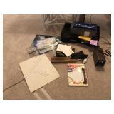 Desk Org. Elec. Pencil Sharpener, & More