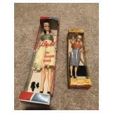 2 Fashion Dolls