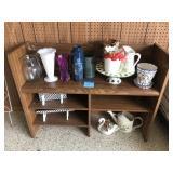 Decorative Ceramics, Shelves