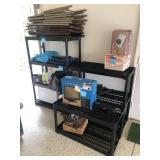Plastic Storage Racks ONLY