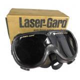 Nasa Space Shuttle Laser Gard Safety Goggles