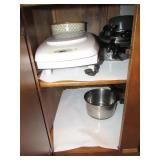 Foreman Grill, Pots & Pans, Strainers
