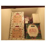 Loose Contents of Top Shelf of Closet