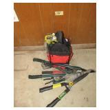 Tool bag, Tools, & Gardening Tools
