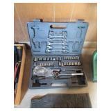 Dures Wrench & Socket Set w/Case