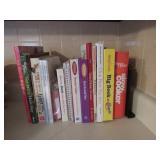 Cookbooks & Garden Books