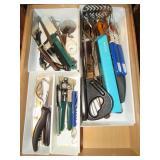 Utensils, Knives, & Dish Drainer
