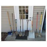 Shovel - Snow Shovels- etc