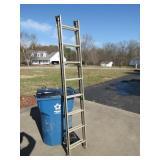 Alluminium 16ft Extension Ladder