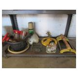 Loose Contents Shelf - Grease Gun- Ammo Box - etc