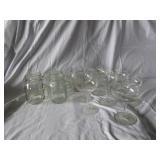 Mason Jar Mugs - Wine Glasses