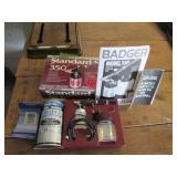 Badger Standard Air Bush Kit