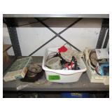 Contents of Shelf - Electrical - Auto Giro Plane