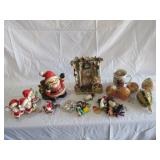 Christmas Ornaments - Figurines