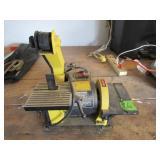 Central Machine Belt Sander