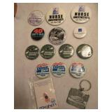 Campaign Buttons- Advertising Buttons