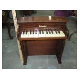 Miniature Schoenhut Piano