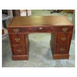 "Kneehole Desk 29 3/4""T x 44 1/2""W x 22 1/4""D"