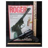 Roger Semi Auto Co2 BB 100-Shot Pistol w/