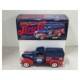 Pepsi Cola Ford Pickup Die Cast Truck w/