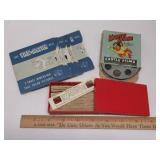 Mighty Mouse 8mm Film & View Master Cards