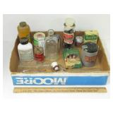 Old Drugstore Items Inc. Rare Stoneware Medicine