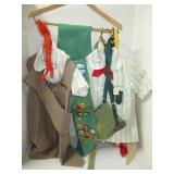 Girl Scout & Brownies Uniforms